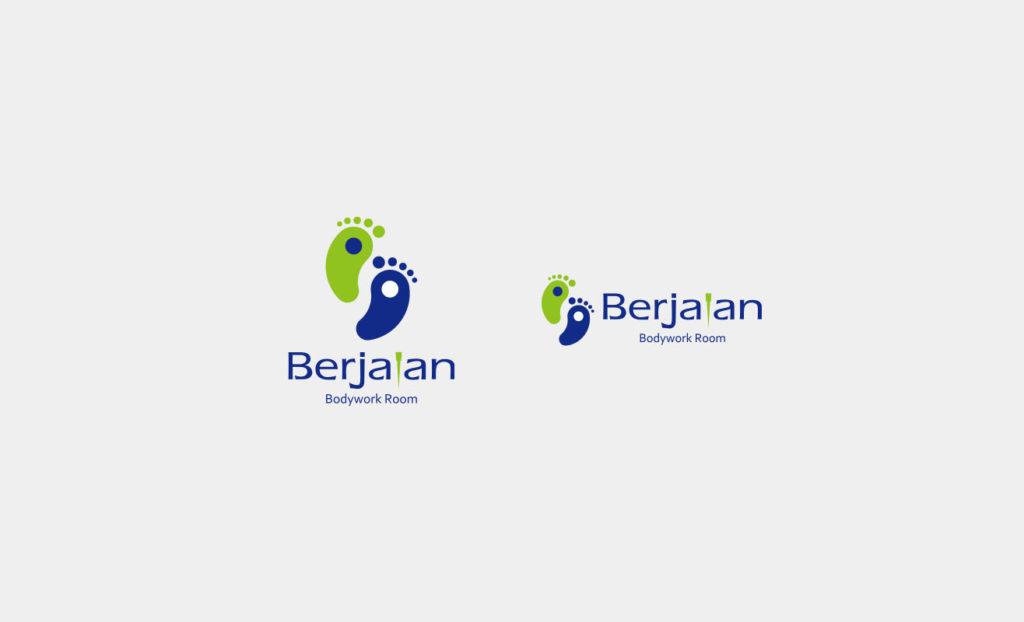 ブルジャラン ロゴデザイン